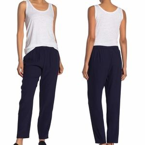 Eileen Fisher Slouchy Ankle Pants, Size Small NWT